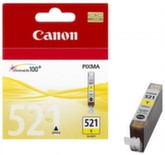 Картридж Canon PIXMA iP3600/iP4600/MP540 (O) CLI-521, Y